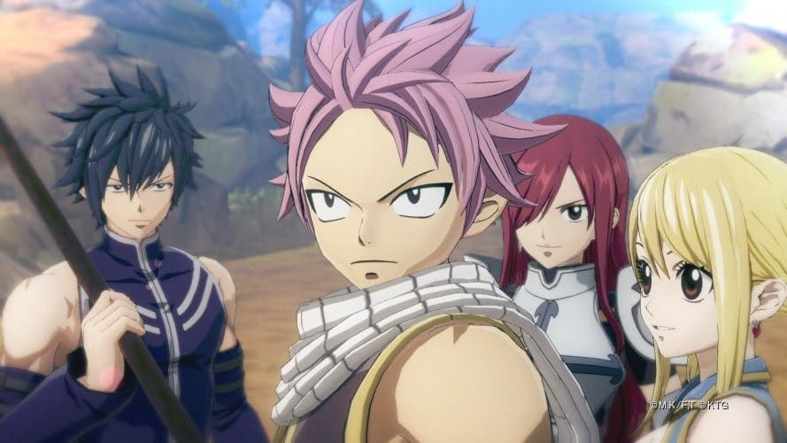 Fairy Tail : Un story trailer arrive